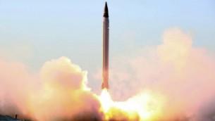 پرتاب آزمایشی موشک های بالستیک