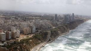 خطه ساحلی شهر نتانیا