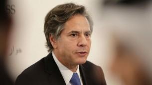معاون وزارت خارجه ایالات متحده، آنتونی بلینکن  - حسن جمالی
