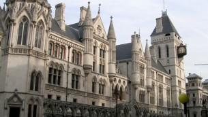 دادگاه های سلطنتی دادگستری لندن