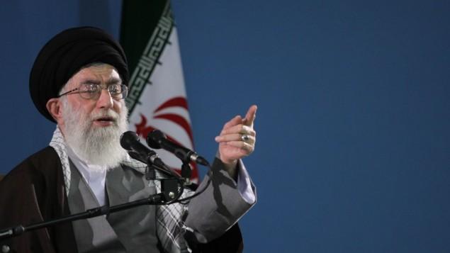 رهبر جمهوری اسلامی، علی خامنهای