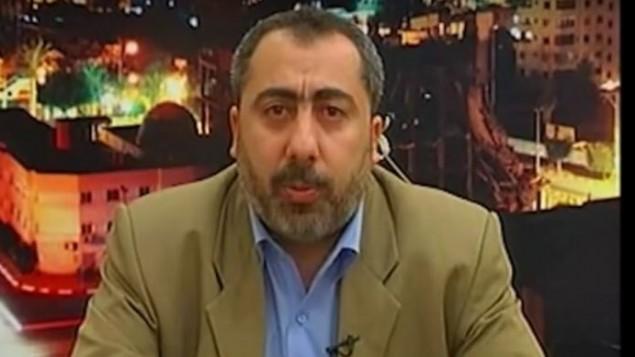 مقام ارشد حماس طاهر النونو