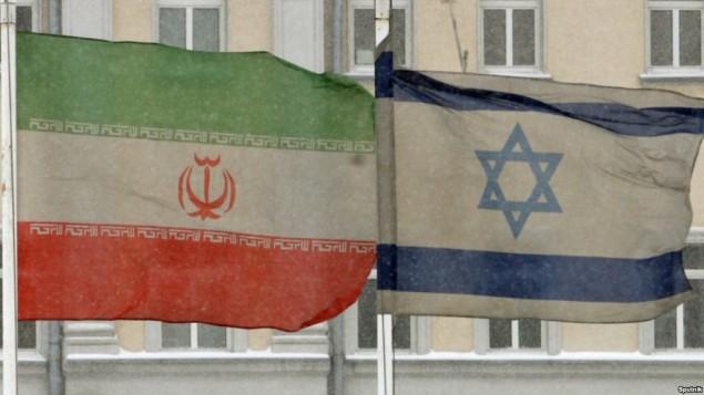 ایران - اسرائیل- منبع: اسپوتنیک