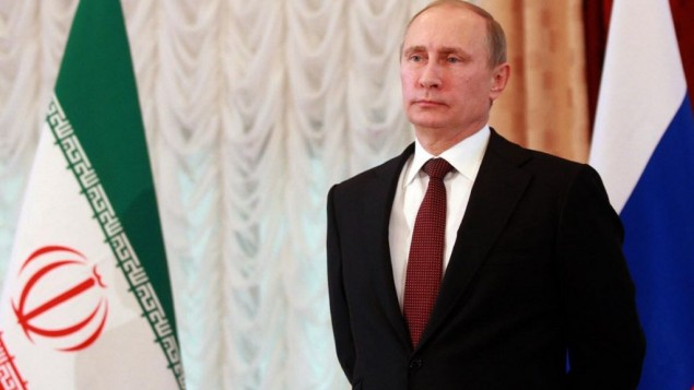 پوتین مدعی عدم وجود هرگونه تهدید هسته ای از جانب ایران شد