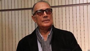 عباس کیارستمی٬ کارگردان نامی ایرانی