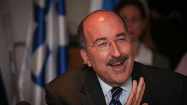 دوری گلد، مدیر کل وزارت خارجه اسرائيل