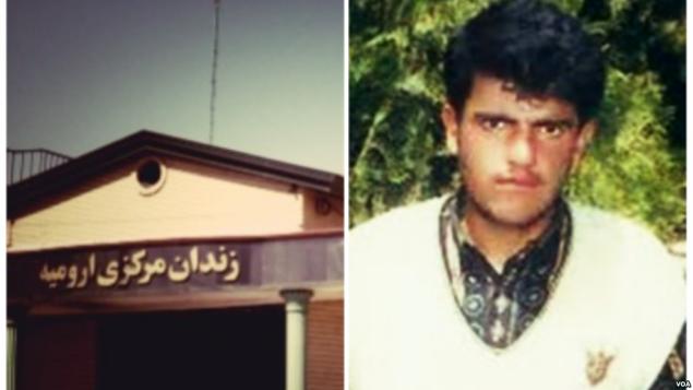 محمد عبداللهی زندانی سیاسی کُرد
