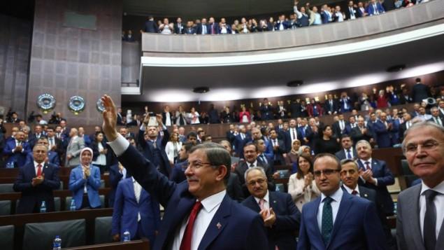 نخست وزیر سابق ترکیه و رهبر حزب عدالت و توسعه ترکیه