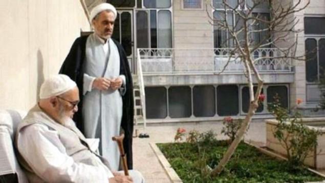 احمد منتظری و آیت الله منتظری