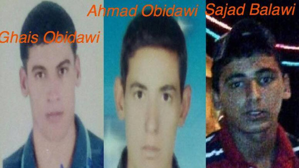 ۳ عرب اعدامی