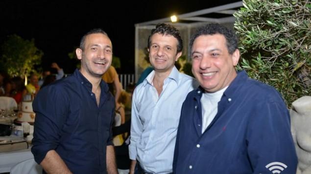 نزار زاکا شهروند لبنانی مقیم آمریکا