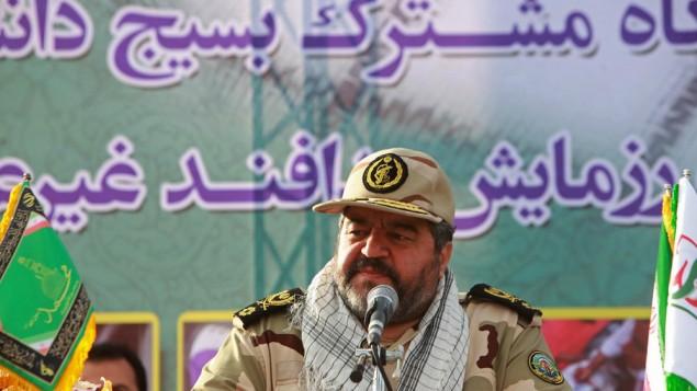 سردار غلامرضا جلالی رئیس سازمان پدافند غیر عامل کشور