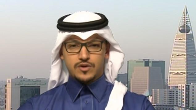 سلمان الانصاری رئیس کمیتهی تازهتأسیس روابط عمومی سعودی آمریکایی