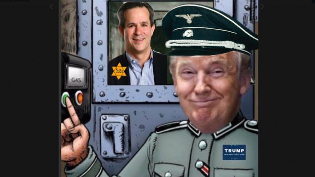 """""""و اینگونه فاشیسم وارد آمریکا میشود"""""""