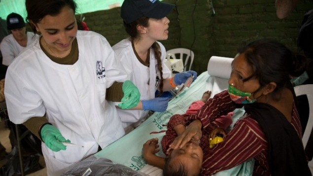 اسرائیل نخستین کشوری است که واحد بیمارستان صحرایی آن بالاترین رتبهی سازمان بهداشت جهانی را کسب کرده است.