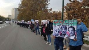 تجمع اعتراضی صدها تن از شاگردان محمدعلی طاهری در ۷ نقطه تهران