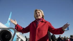 هیلاری کلینتون نامزد ریاست جمهوری دموکراتها