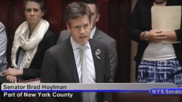 سناتور ایالت نیویورک، براد هویلمان