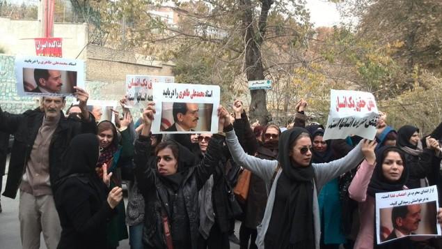 بازداشت ۱۸ تن از پیروان عرفان حلقه در استان اصفهان  - عکس آرشیوی