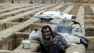 زندگی در گور در ایران