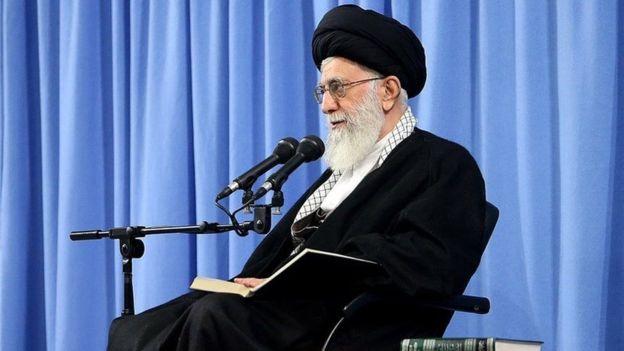 خامنهای رهبر جمهوری اسلامی