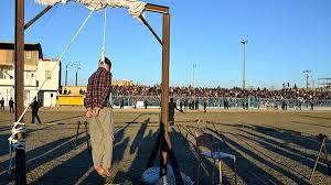 تحریم بین المللی فوتبال ایران به دلیل اعدام در ورزشگاه نیریز استان فارس
