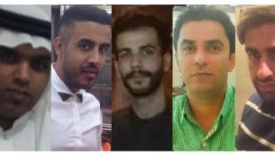 پنج فعال مدنی و وبلاگ نویس عرب