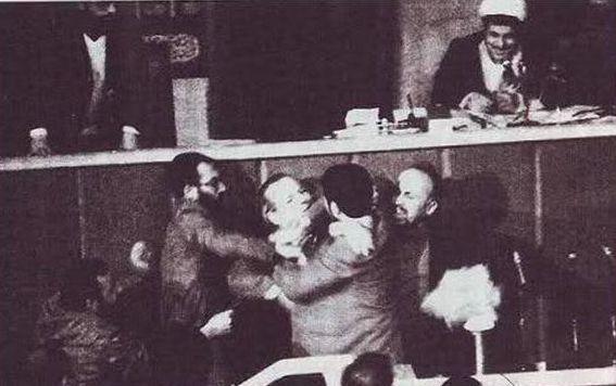 هاشمی در مجلس اول