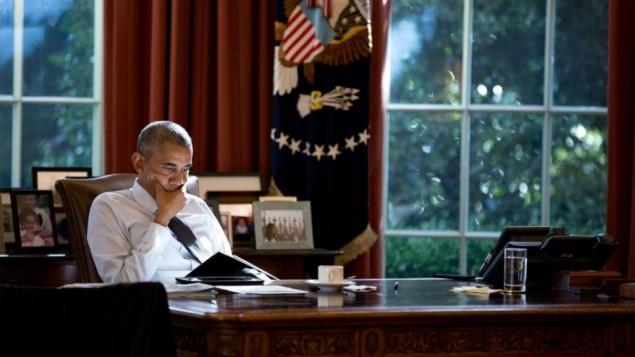آخرین سال ریاست جمهوری اوباما