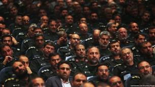 برخی از افسران سپاه