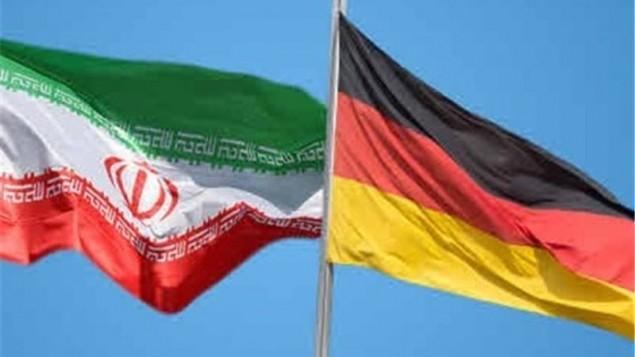 اعلام حمایت دولت آلمان از تحریم های آمریکا برعلیه جمهوری اسلامی