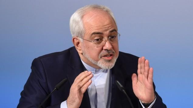وزیر خارجهی ایران محمدجواد ظریف
