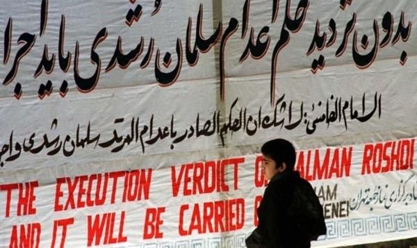 رژیم جمهوری اسلامی همچنان خواستار ترور سلمان رشدی است