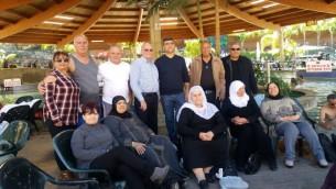 جمعیت متنوع عربزبانان اسرائیل