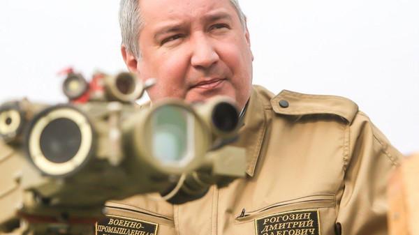 دمیتری راگوزین معاون نخستوزیر روسیه