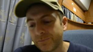 وبلاگنویس اوکراینی اسرائیلی، الکساندر لاپشین
