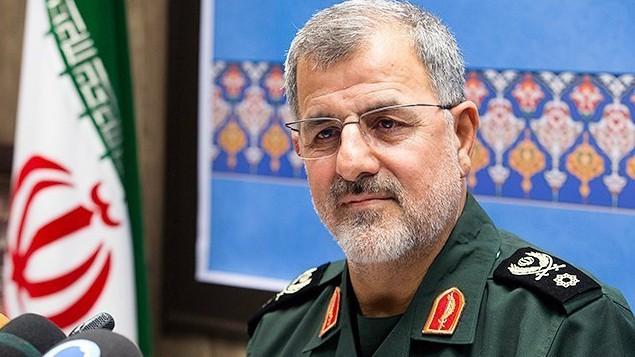 سرتیپ محمد پاکپور، فرمانده نیروی زمینی سپاه پاسداران
