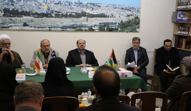میزگرد تخصصی «فلسطین و افق آینده»