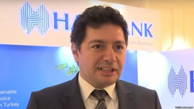 محمد هاکان آتیلا، معاون مدیر کل هالکبانک ترکیه