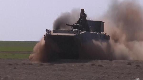 شهر الرقه مرکز گروه داعش در سوریه به شمار میآید