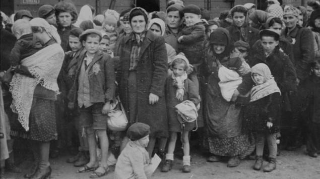 یکی از اردوگاههای نازی ها جهت اعزام و نگهداری و مرگ یهودیان