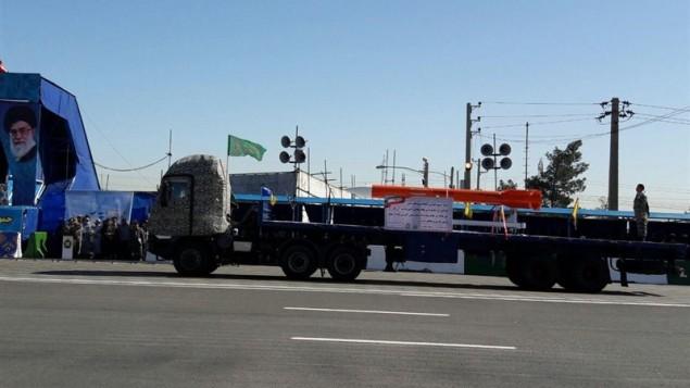 رژه موشکی در ایران