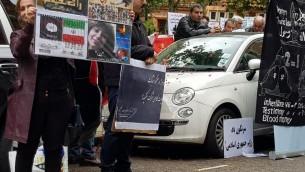 مخالفان جمهوری اسلامی