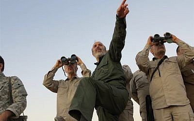 فرماندهان سپاه در سوریه