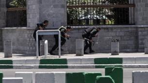 رخدادهای تروریستی تهران