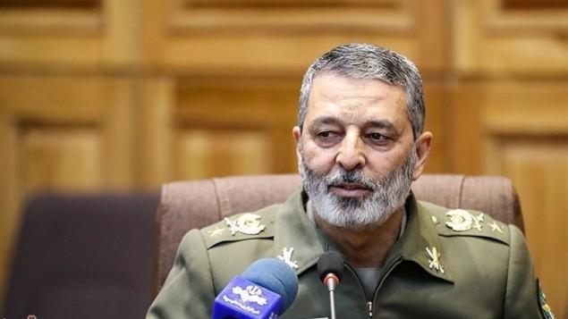 فرمانده کل ارتش ایران