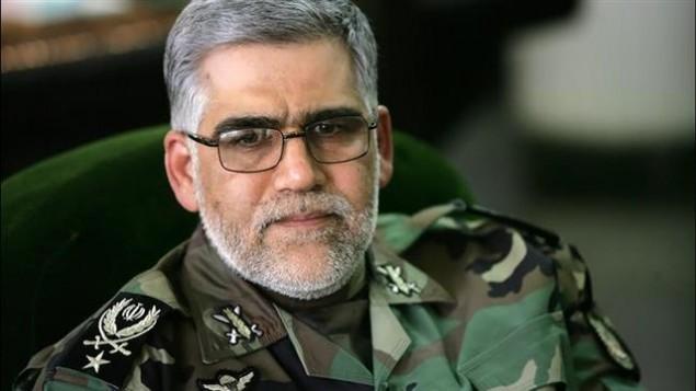 مقام ارشد ارتش ایران