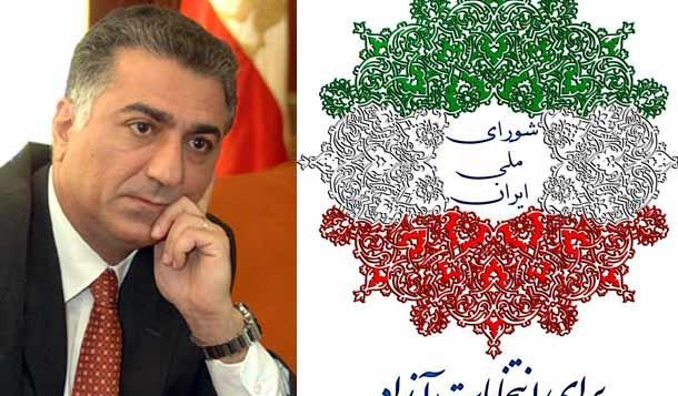 رضا پهلوی سخنگوی شورای ملی محسوب می شود