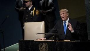ترامپ در سازمان ملل