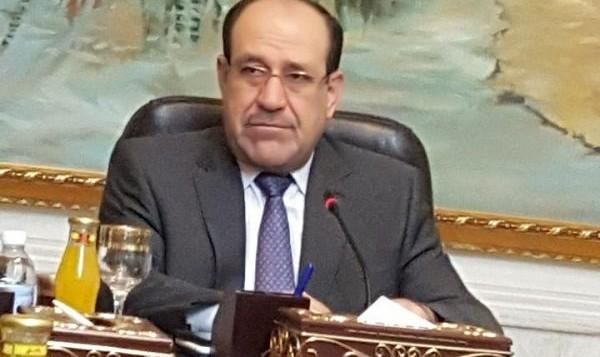 نوری المالکی معاون رئیس جمهور عراق